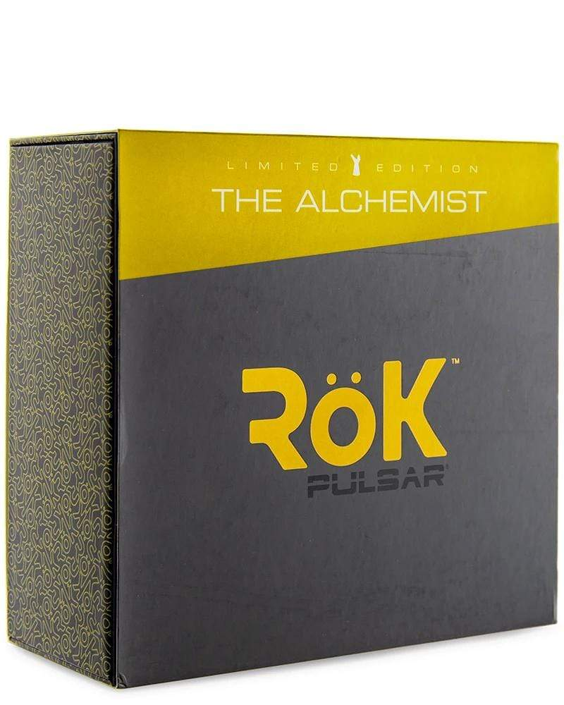 RöK - Electric Dab Rig - The Alchemist - Pulsar