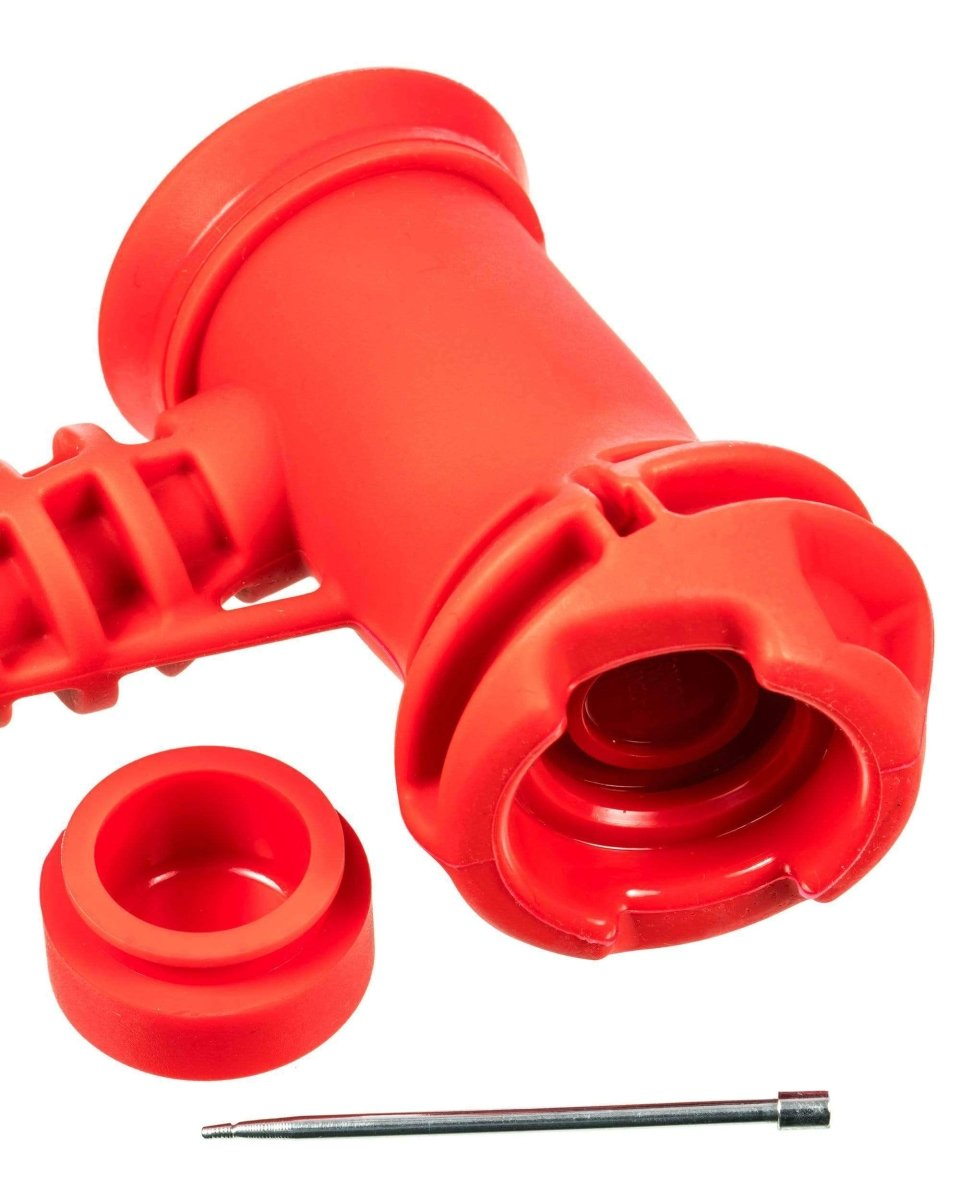 Silicone Hammer Style Bubbler - Eyce