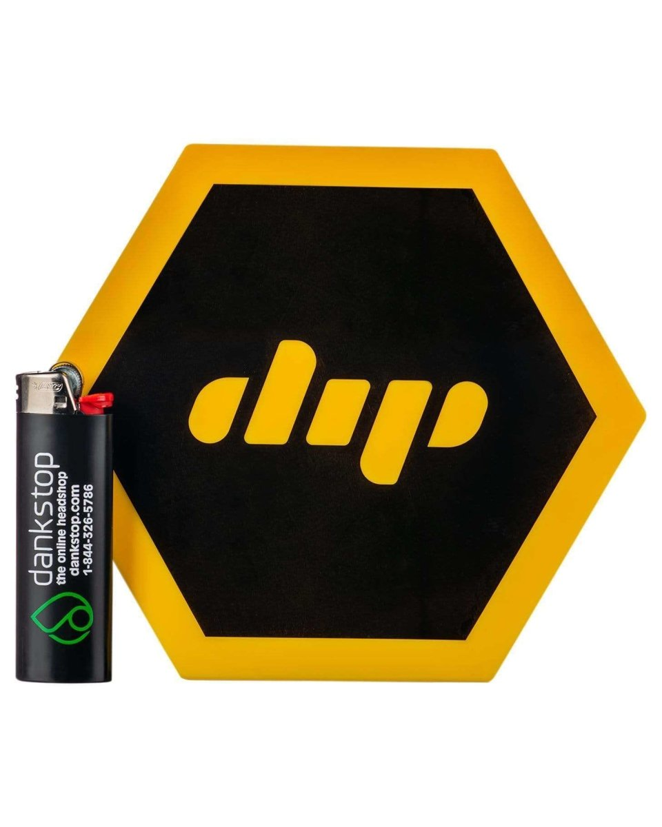 Small Hexagon Dab Mat - Dip Devices