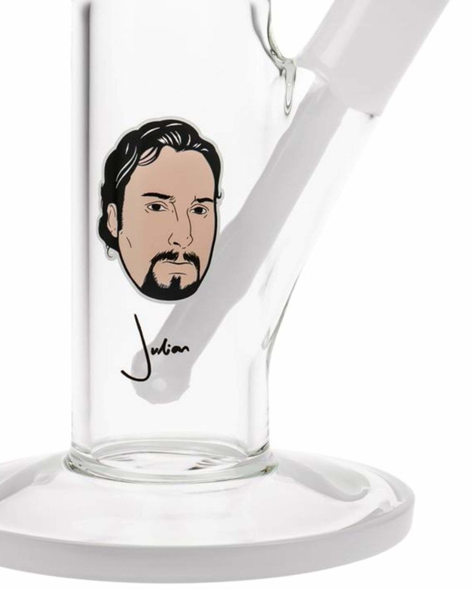 Trailer Park Boys Julian Water Pipe - Famous Brandz