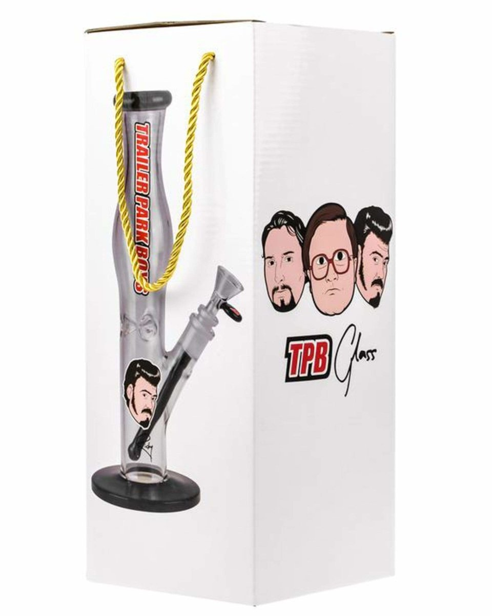 Trailer Park Boys Ricky Water Pipe - Famous Brandz