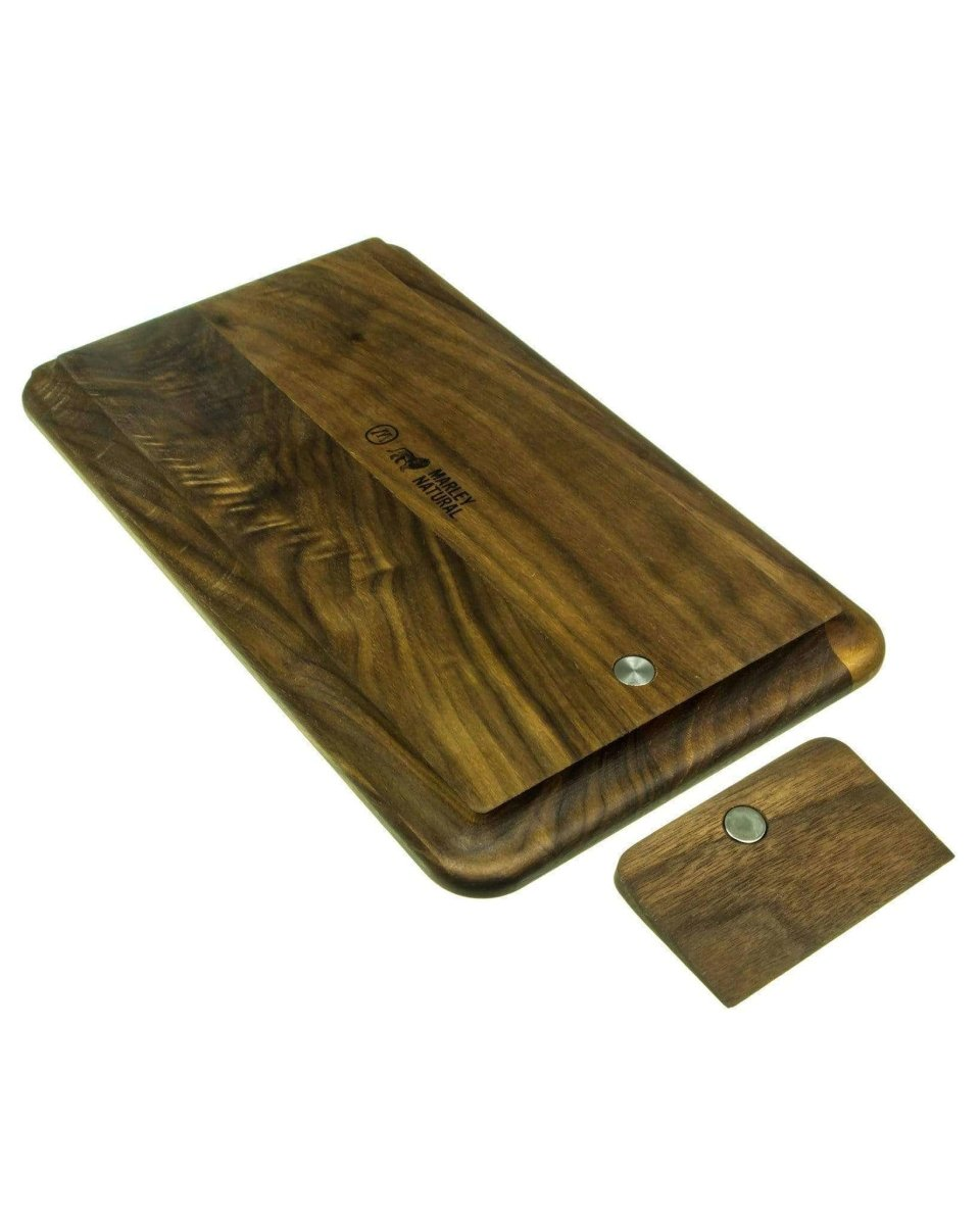 Wooden Rolling Tray - Marley Natural