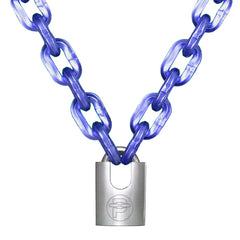 "7/16"" (11mm) Hex Security Chain 3ft *padlock available separately*"