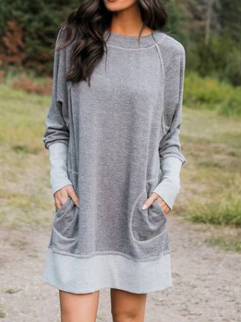 Long Sleeve Casual Fall Dresses