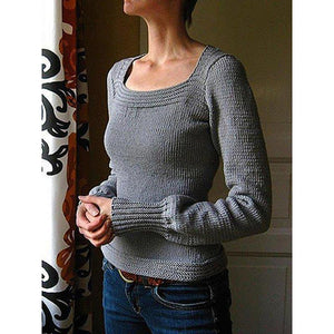 Autumn Women's Long Sleeve Sweater