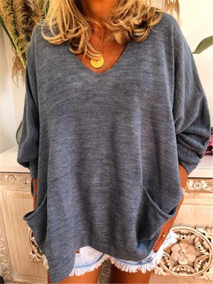 Shift Casual Cotton Sweater