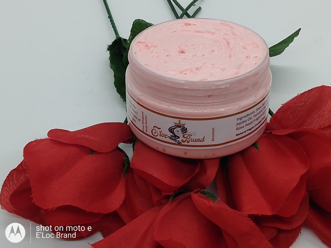 Rosarium- Glow Whipped Body Butter