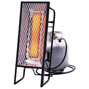 HeatStar Portable Radiant Heater HS35LP (Propane) - Heater - HeatStar