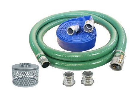 "1.5"" Quick Connect Water Pump Hose Kit - Hose Kit - IPS"