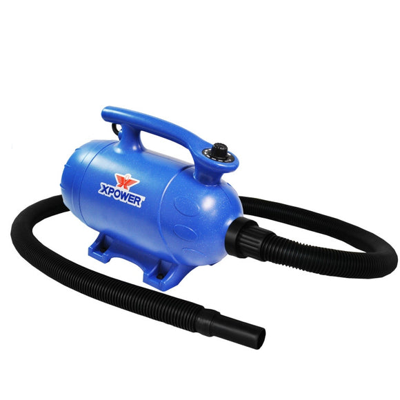 XPOWER B-4 Mobile Pro Force Pet Dryer (3 HP) - Pet Dryer - XPOWER