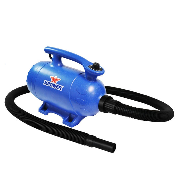 XPOWER B-4 Mobile Pro Force Pet Dryer (3 HP)