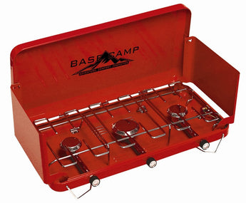 BaseCamp Three Burner Camping Stove F235744
