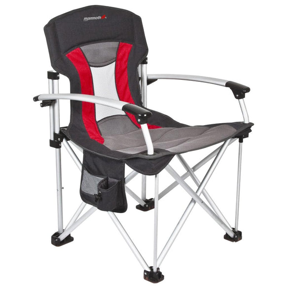 BaseCamp Mammoth Deluxe Aluminum Chair (F235867) - Camping - BaseCamp