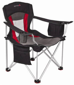 Mammoth Leisure Aluminum Chair by BaseCamp (F235849) - Camping - BaseCamp