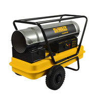 DEWALT 135000 BTU Forced Air Kerosene Heater DXH135HD