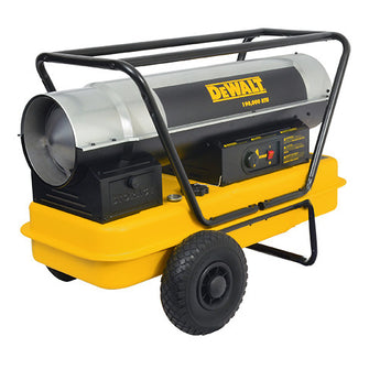 DEWALT 190000 BTU Forced Air Kerosene Heater DXH190HD