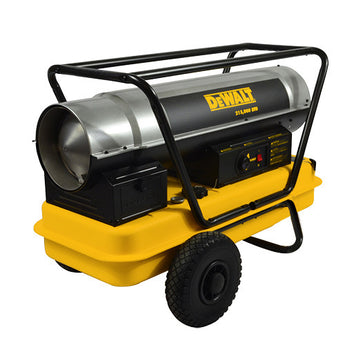 DEWALT 215000 BTU Forced Air Kerosene Heater DXH215HD