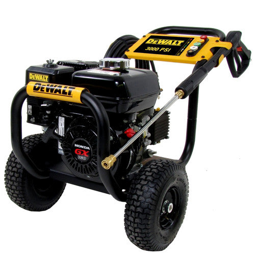 DEWALT 3000 PSI Pressure Washer (Cold Water, Gas) DXPW3025 w/Honda Engine - Pressure Washer - DEWALT