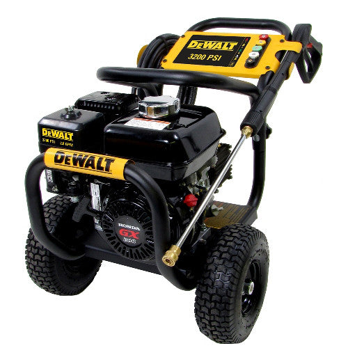 DEWALT 3200 PSI Pressure Washer (Cold Water, Gas) DXPW3228 w/Honda Engine - Pressure Washer - DEWALT