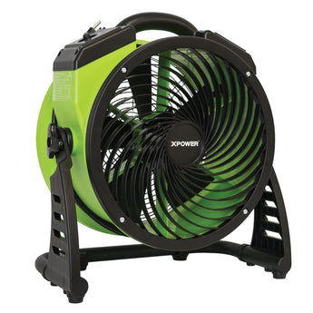XPOWER FC-200 Multipurpose 13″ Diameter Pro Air Circulator