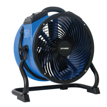 "XPOWER FC-300 Multipurpose 14"" Pro Air Circulator Utility Fan"