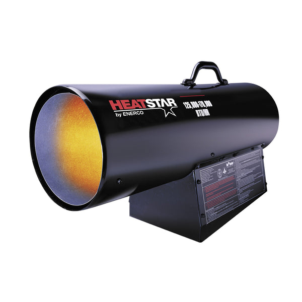 HeatStar 125000-170000 BTU Forced Air Propane Heater HS170FAVT (F170170)