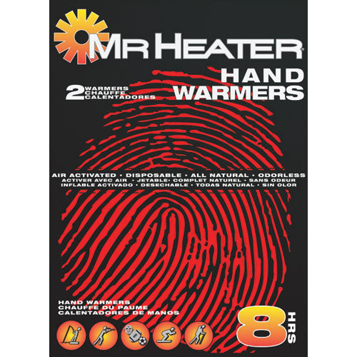 Mr. Heater Hand Warmers 2 pk