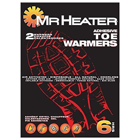 Mr. Heater Toe Warmers (2pk)
