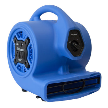 XPOWER P-100A 1/8 HP Mini Air Mover