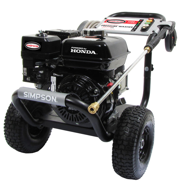 Simpson PowerShot 3200 PSI Pressure Washer PS3228
