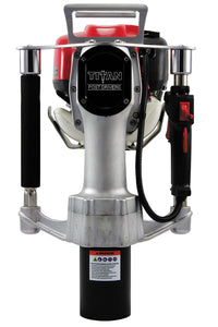 "Titan PGD3200 Gas Powered Post Driver, 3-1/4"" Barrel, 1850 BPM, 45 lbs. - Post Drivers - Titan Post Drivers"