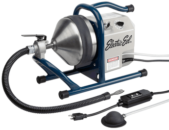 Electric Eel Counter Top Drain Cleaning Machine, CTK-5/16EIC35-AF - LionCove