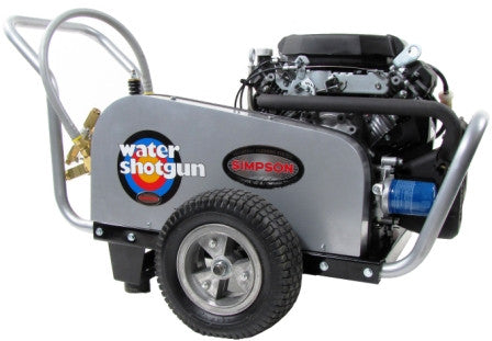 Simpson Water Shotgun 5000 PSI Pressure Washer (Cold Water, Gas) WS5040H w/Honda Engine - Pressure Washer - Simpson