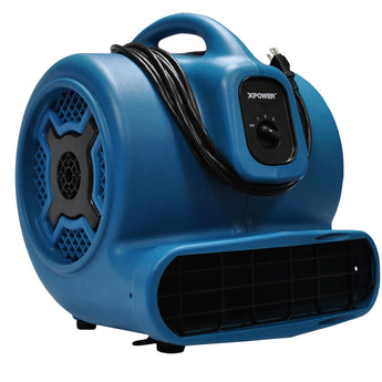 XPOWER X-830 1 HP Air Mover
