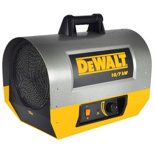 DEWALT Forced Air Electric Construction Heater 10/7 KW - DXH100TS - LionCove