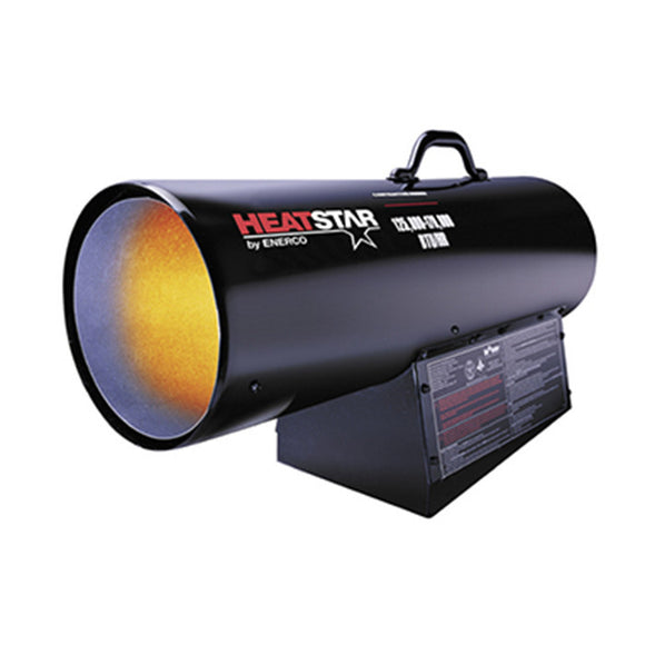 HeatStar HS170NG Contractor Series Natural Gas Forced Air Heater, 150,000 BTU/Hr. (F170180) - Heater - HeatStar