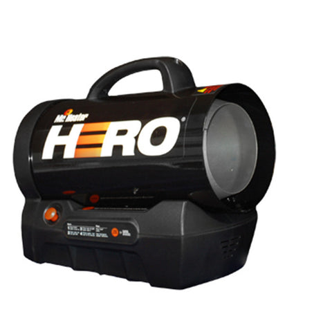 Mr. Heater Hero Forced Air Propane Heater 35,000 BTU/Hr., MH35CLP - LionCove