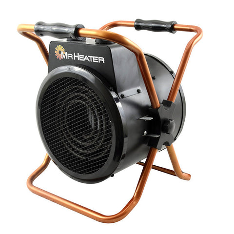 Mr. Heater Electric Heater, 1.65 KW, 120 V, MH165FAET - Heater - Mr. Heater