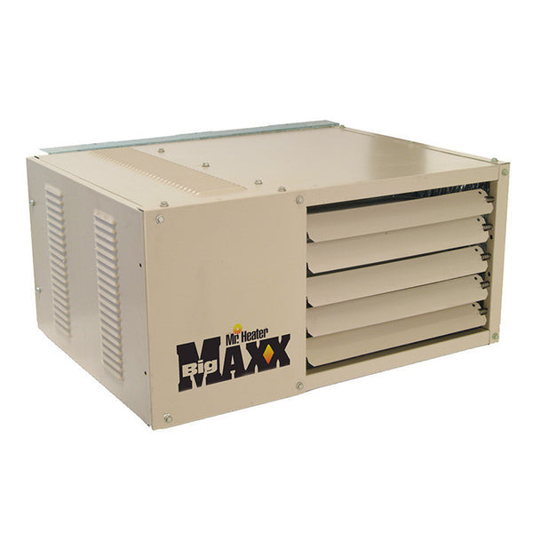 Mr. Heater Big Maxx Natural Gas Unit Heater 50,000 BTU/Hr. - Heater - Mr. Heater