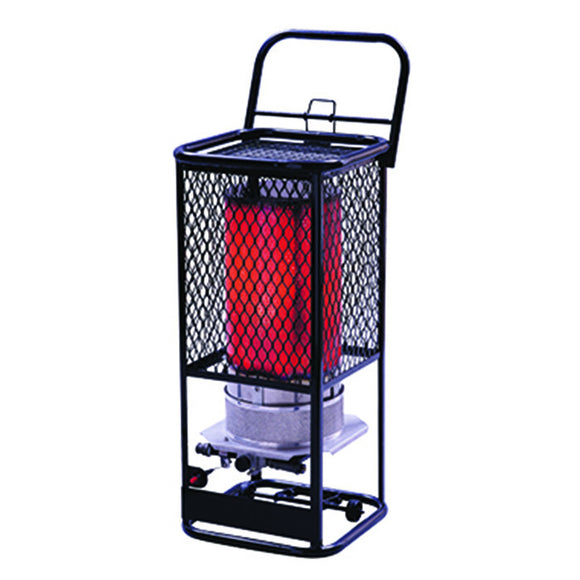 Mr. Heater Portable Radiant Heater 125,000 BTU/Hr., MH125LP - Heater - Mr. Heater
