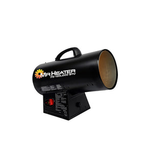 Mr. Heater Forced Air Propane Heater 75,000 - 125,000 BTU/Hr., MH125QFAV - Heater - Mr. Heater