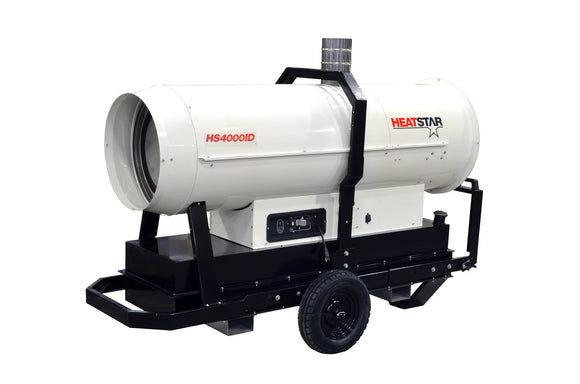 HeatStar Forced Air Indirect Fired Industrial Heater, HS4000ID-HD - Heater - HeatStar