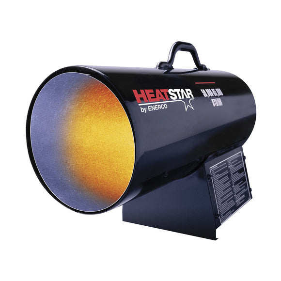 HeatStar HS85FAV Contractor Series Propane Forced Air Heater, 85,000 BTU/Hr. - Heater - HeatStar