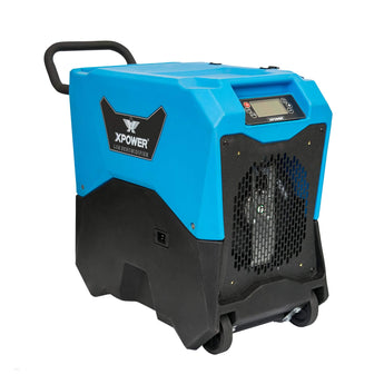 XPOWER XD-85LH LGR Commercial Dehumidifier