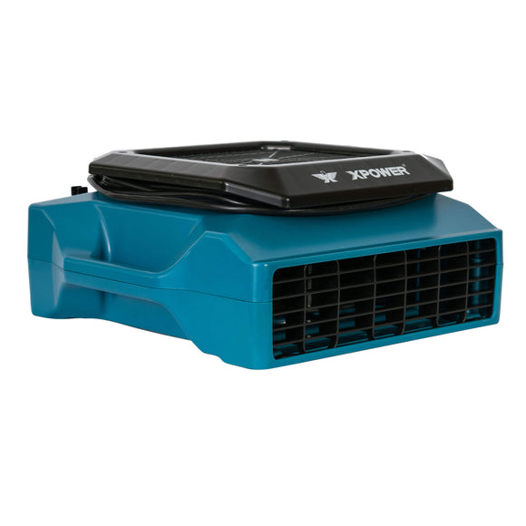 XPOWER XL-760AM 1/3 HP 1150 CFM Low Profile Air Mover - Air Mover - XPOWER