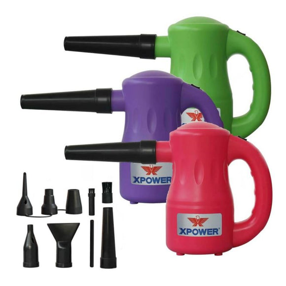xpower canada b-53 mini pet dryer multi-colour