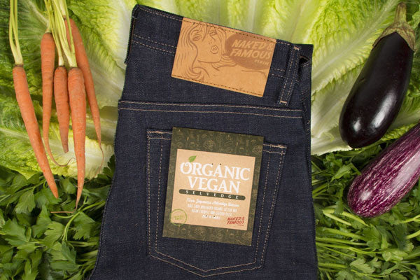 New Arrival: Vegan Organic Selvedge Denim