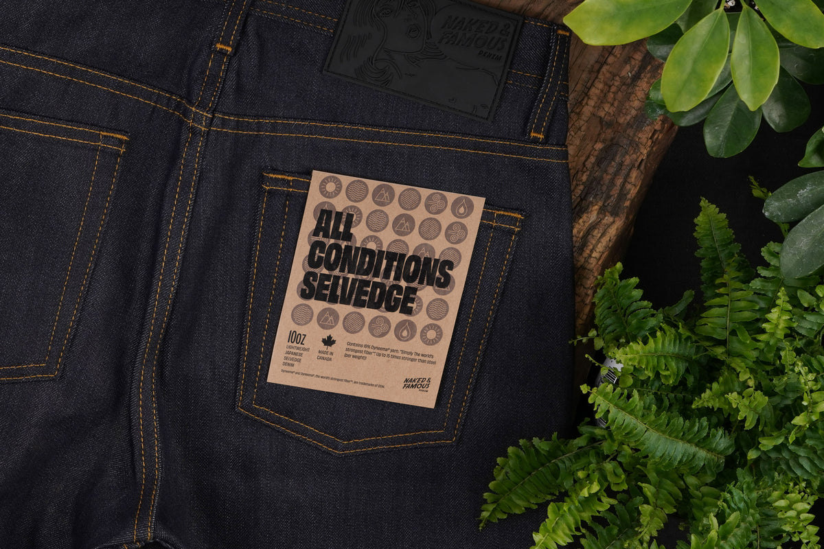 All Condition Selvedge