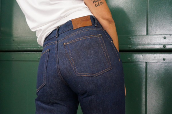 Meet MAX: Naked & Famous Denim's Latest Fit For Women