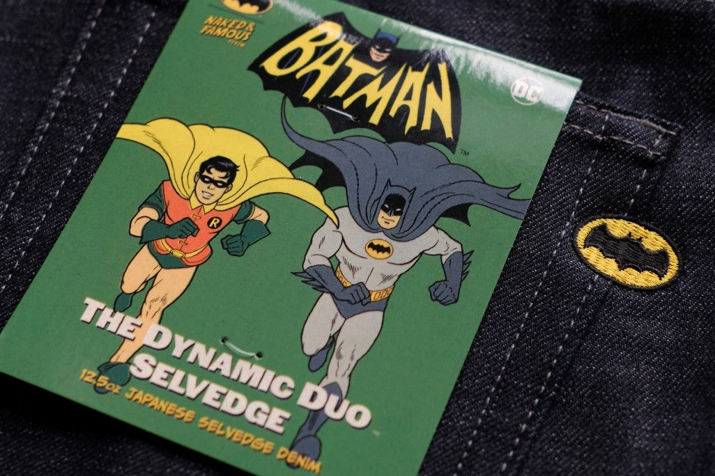The Dynamic Duo Selvedge
